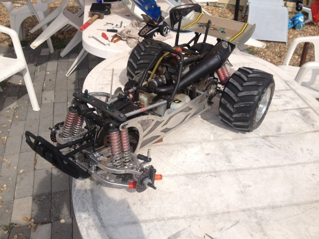 Mon ex FG Monster Beetle & mes autres ex rc non short course Img_2617