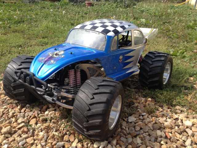 Mon ex FG Monster Beetle & mes autres ex rc non short course Img_2618