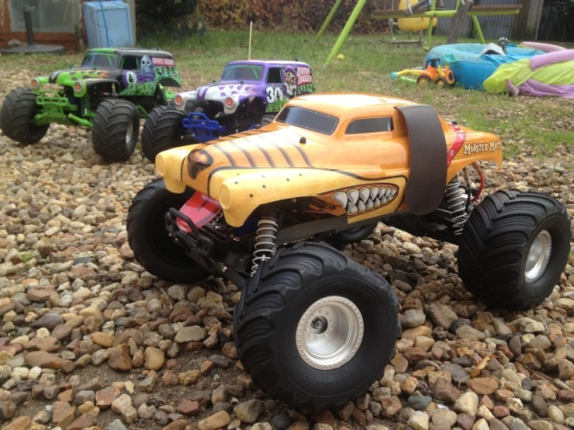 Mon ex FG Monster Beetle & mes autres ex rc non short course Img_3610