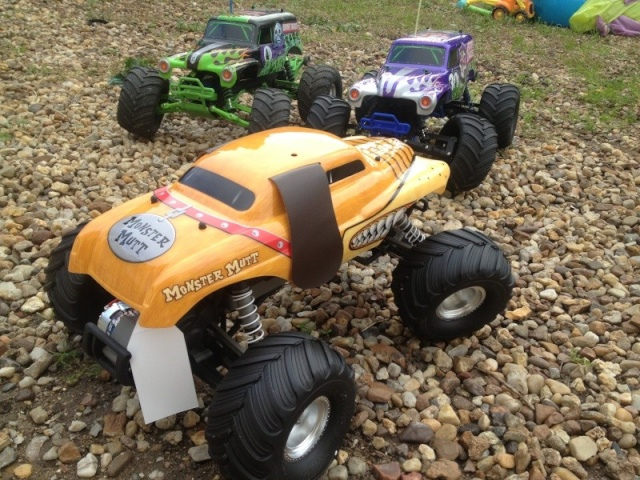 Mon ex FG Monster Beetle & mes autres ex rc non short course Img_3611