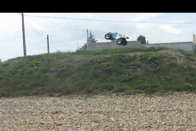 Mon ex FG Monster Beetle & mes autres ex rc non short course Img_4013
