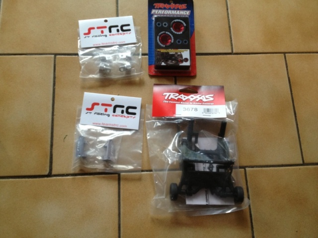 Mon ex FG Monster Beetle & mes autres ex rc non short course Img_4411
