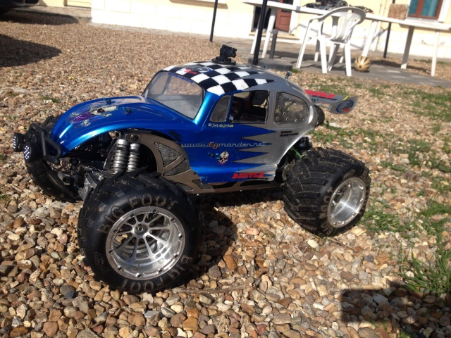 Mon ex FG Monster Beetle & mes autres ex rc non short course Img_4610