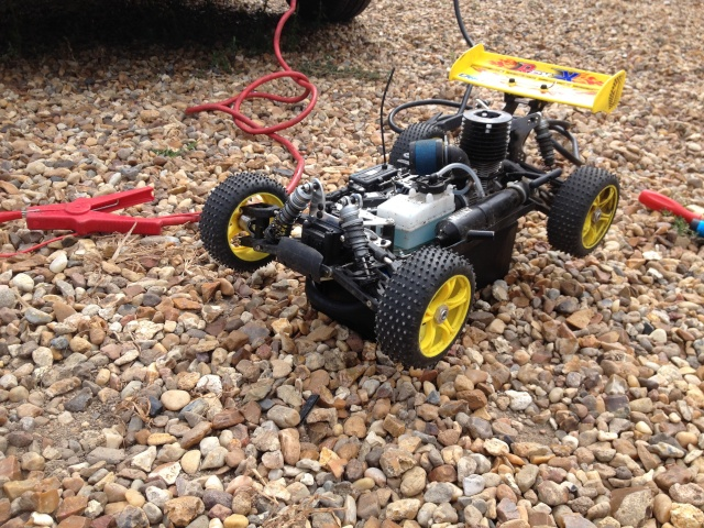 Mon ex FG Monster Beetle & mes autres ex rc non short course Img_5611