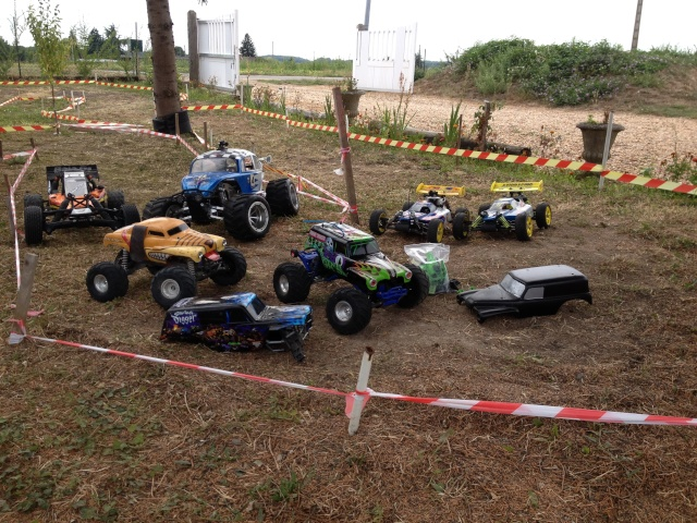 Mon ex FG Monster Beetle & mes autres ex rc non short course Img_5812