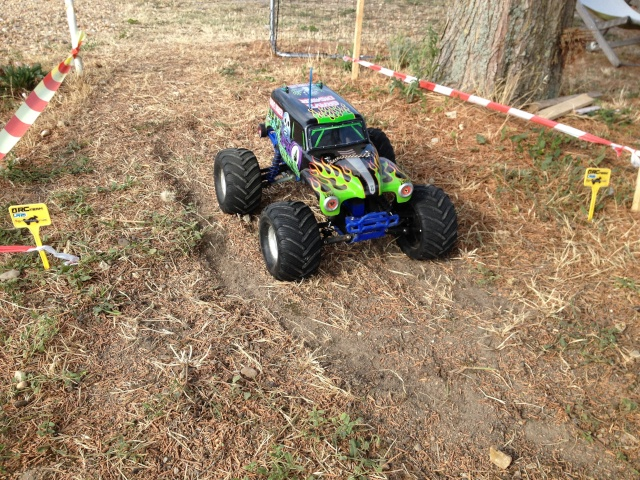 Mon ex FG Monster Beetle & mes autres ex rc non short course Img_5815