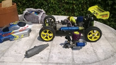 Mon ex FG Monster Beetle & mes autres ex rc non short course Img_5816