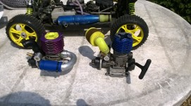 Mon ex FG Monster Beetle & mes autres ex rc non short course Img_5817