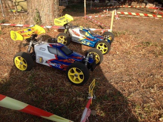 Mon ex FG Monster Beetle & mes autres ex rc non short course Img_5822