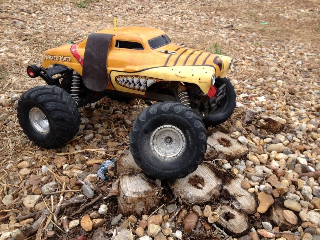 Traxxas Monster Mutt, 1/10 Img_5832
