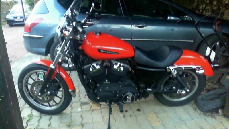 j ai recupere ma moto !! Image14