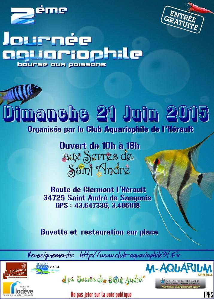 Bourse St-André de Sangonis (34) le 21 juin Affich10