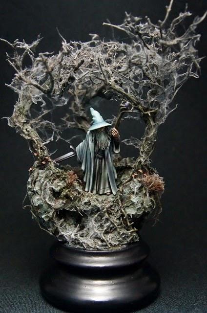 Coups de coeur Figurines du Bien Winterfell A10