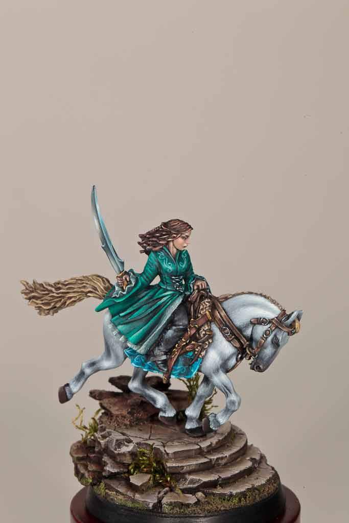 Coups de coeur Figurines du Bien Winterfell Arwen_10