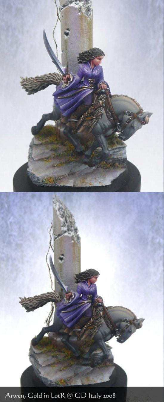 Coups de coeur Figurines du Bien Winterfell Arwen_12