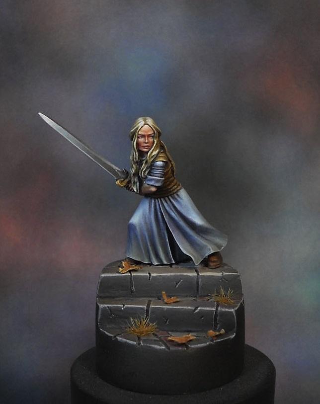 Coups de coeur Figurines du Bien Winterfell Eowyn_15