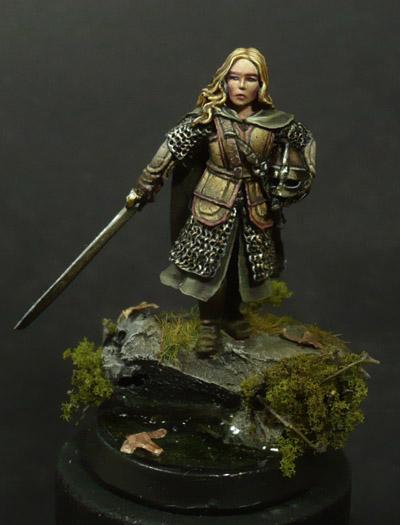 Coups de coeur Figurines du Bien Winterfell Eowyn_16