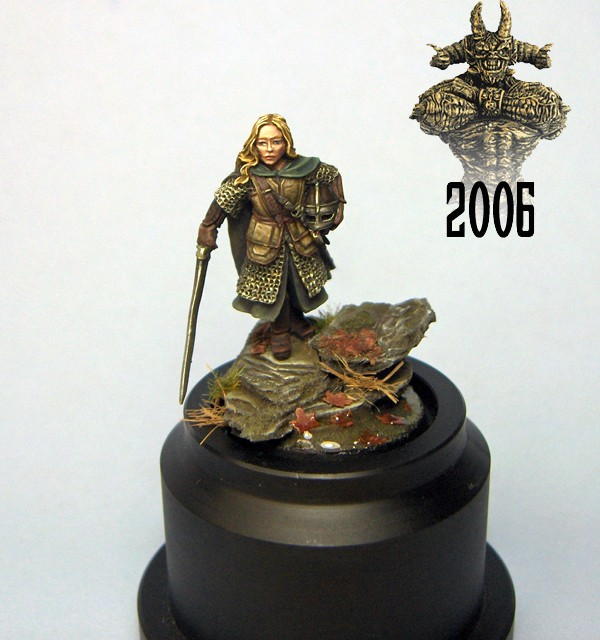 Coups de coeur Figurines du Bien Winterfell Eowyn_18