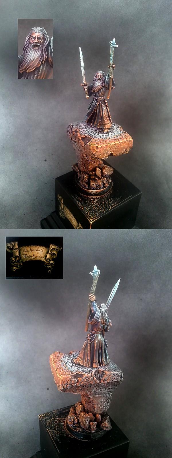Coups de coeur Figurines du Bien Winterfell Gandal12