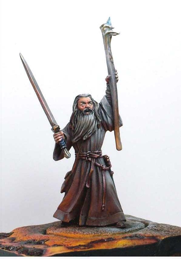 Coups de coeur Figurines du Bien Winterfell Gandal15