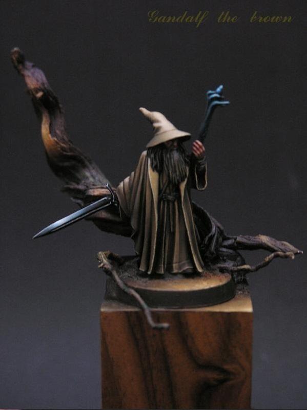 Coups de coeur Figurines du Bien Winterfell Gandal16
