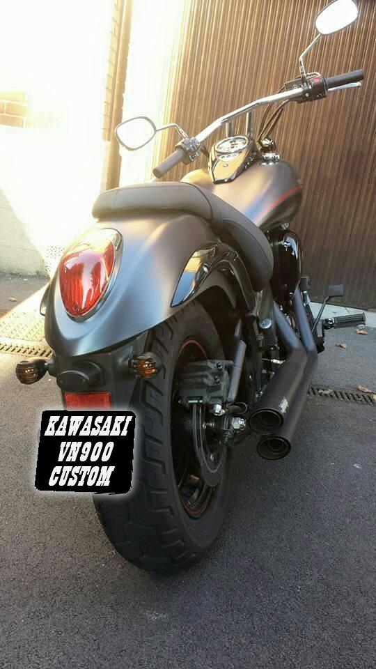 ma 900 VN Custom 2014 Bike11