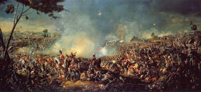 18 de Junio de 1815: Batalla de Waterloo Battle10