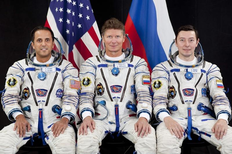 Guennadi Padalka Soyuz-10