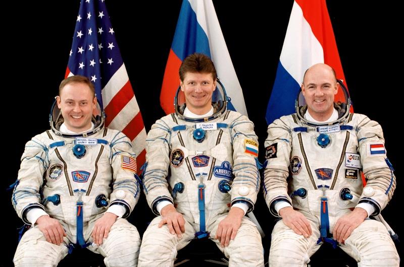 Guennadi Padalka Soyuz_10