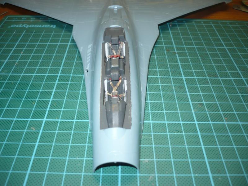 Sukhoi Su-27 UB Flanker C Academy 48e P1080642