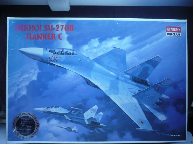Sukhoi Su-27 UB Flanker C Academy 48e Sukhoi10