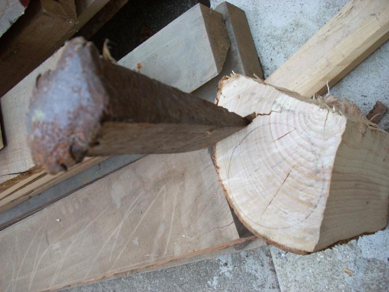 Tournage d'un maillet en bois Dscn0013
