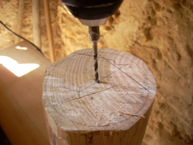 Tournage d'un maillet en bois Dscn0019