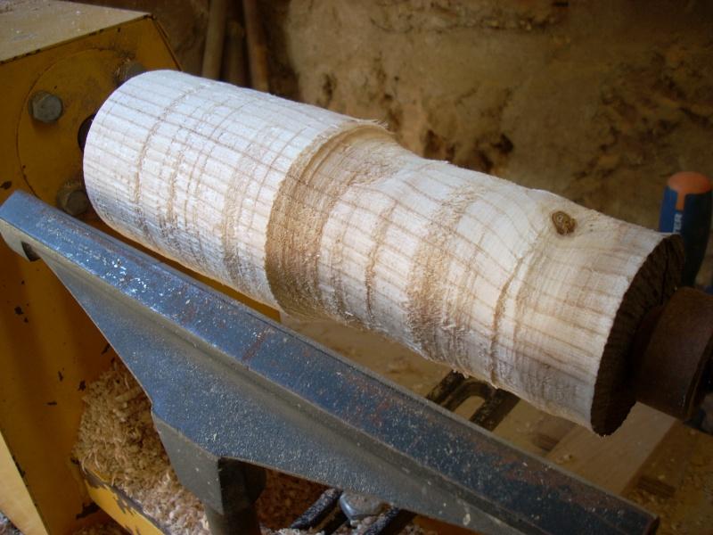 Tournage d'un maillet en bois Dscn0022