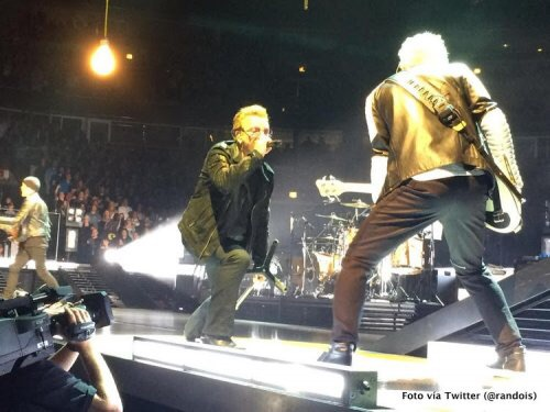 [#U2ieTour - Chicago 4 - 29 Giugno 2015] Setlist, foto e video Image11