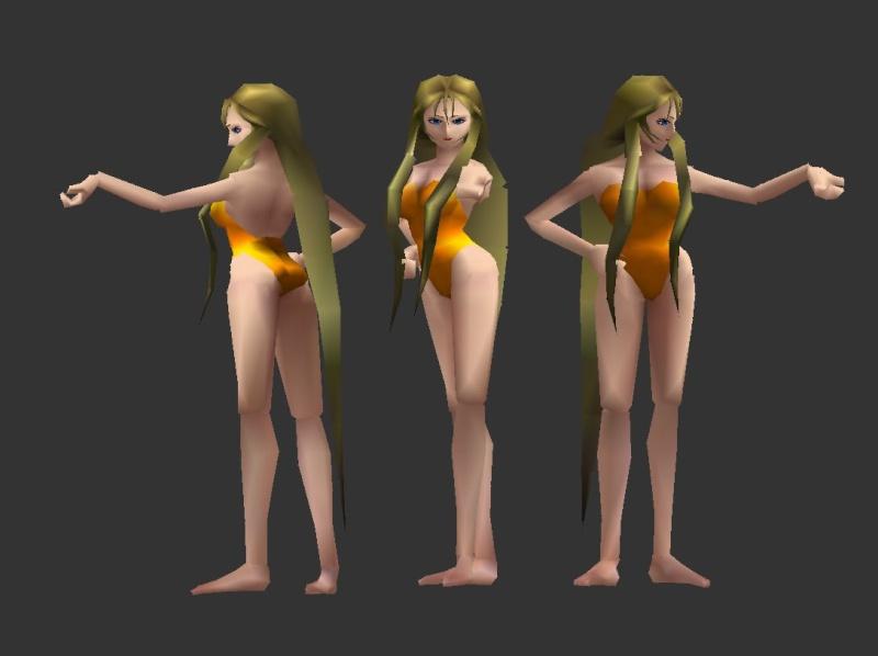 Final Fantasy VII (MC) Jemnez12