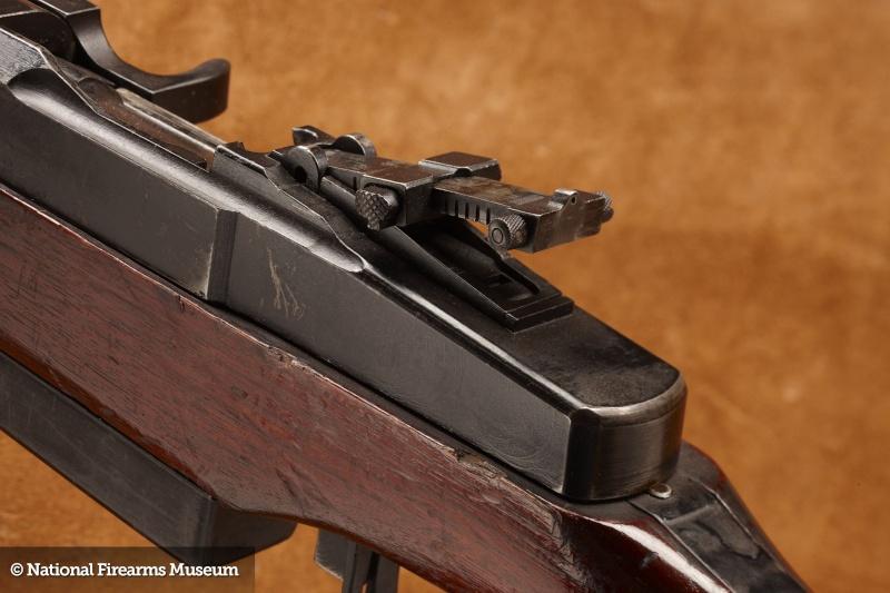 Fusil expérimental Type 5.  Japane10