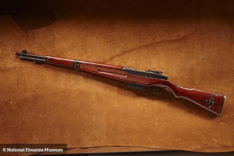Fusil expérimental Type 5.  Japane11