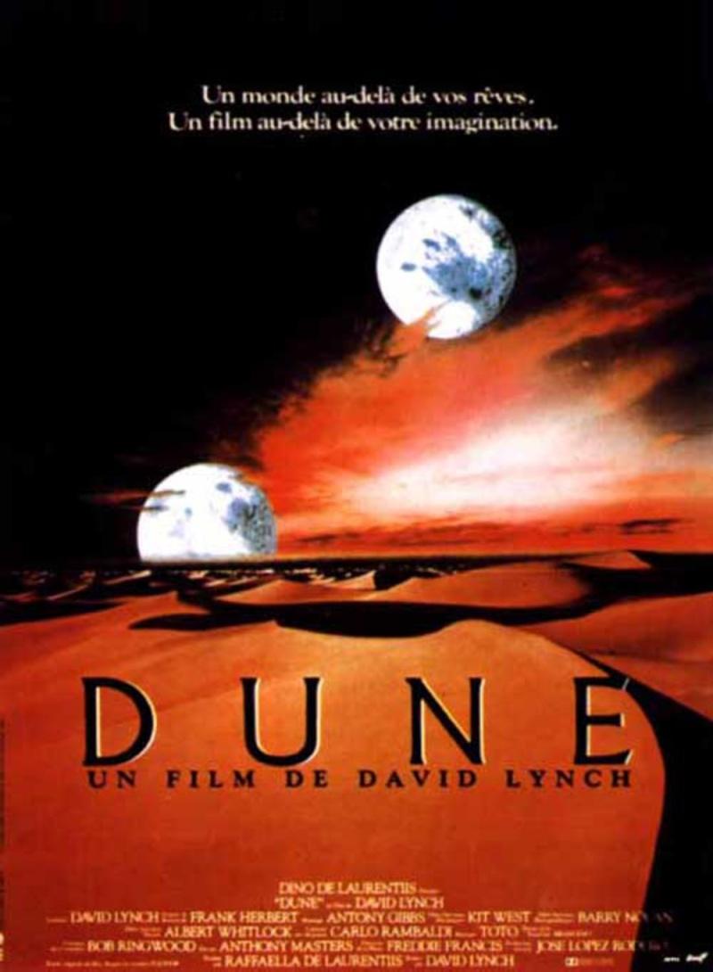Les plus belles affiches de cinéma Dune10