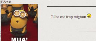 Bonjour :) Jules_10