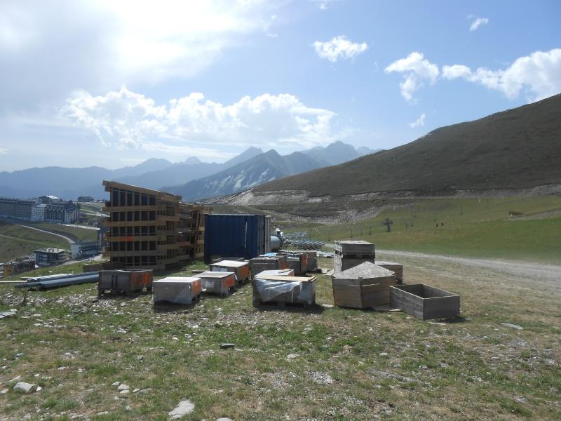 Construction du télésiège débrayable 6 places (TSD6) Bouleaux Dscn3012