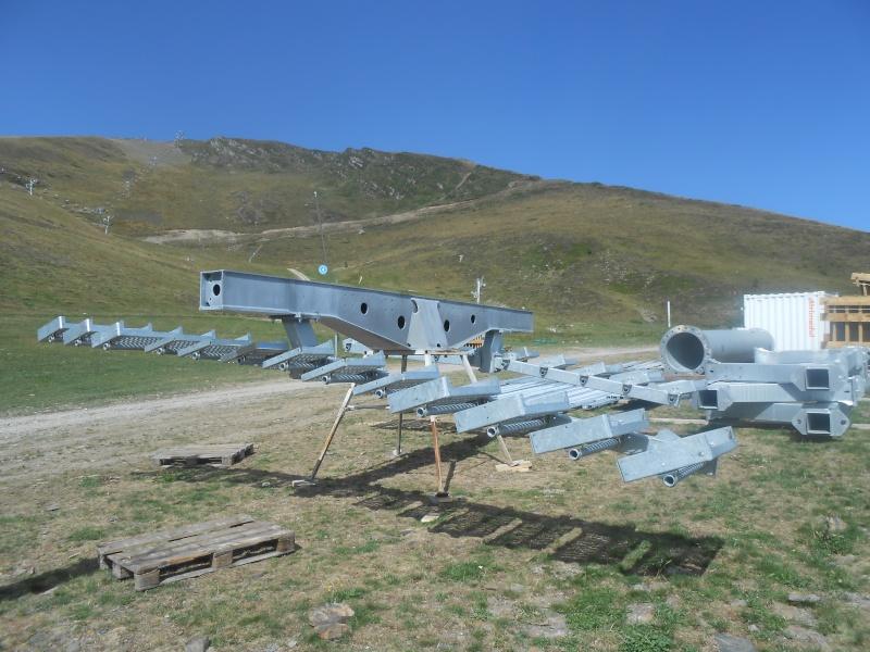 Construction du télésiège débrayable 6 places (TSD6) Bouleaux Dscn3017