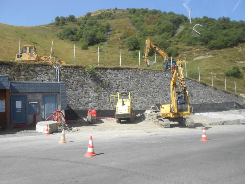 Construction du télésiège débrayable 6 places (TSD6) Bouleaux Dscn3116