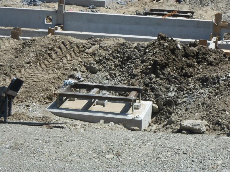 Construction du télésiège fixe 4 places (TSF4) Sapins Dscn3123