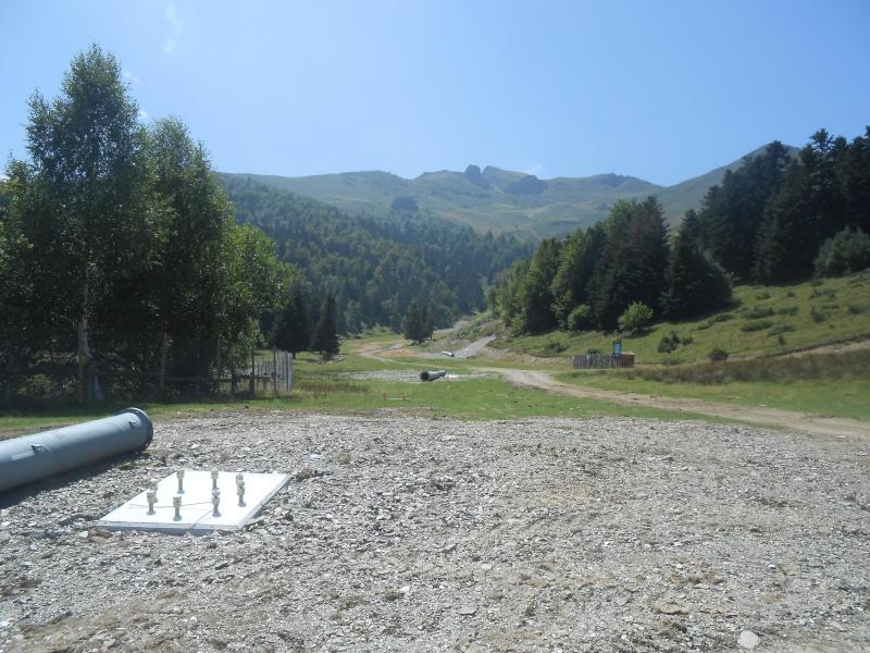 Construction du télésiège fixe 4 places (TSF4) Sapins Dscn3125