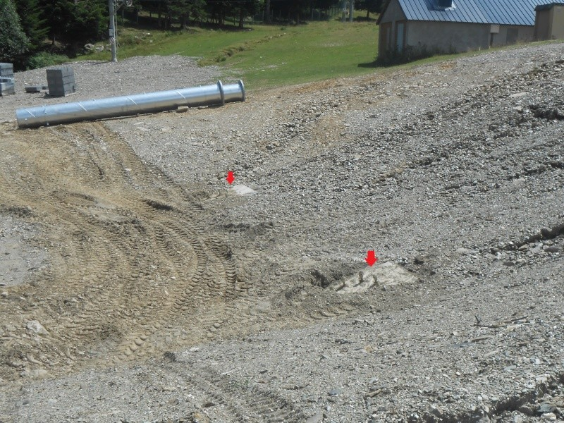 Construction du télésiège fixe 4 places (TSF4) Sapins Dscn3126
