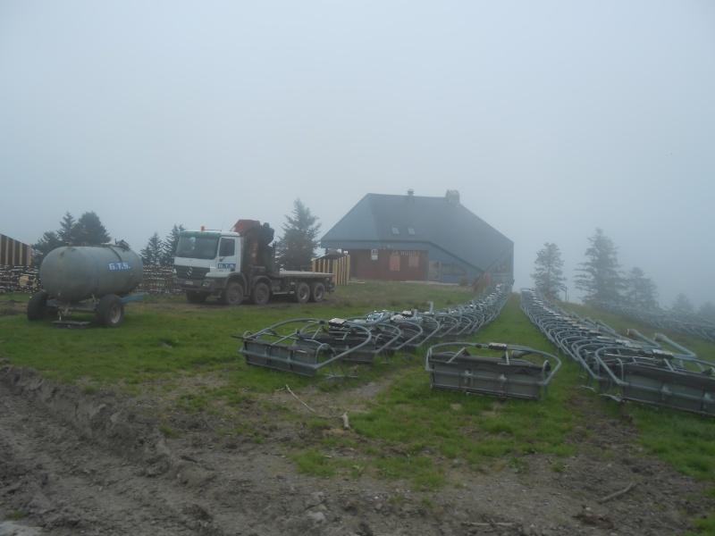 Construction du télésiège débrayable 6 places (TSD6) du Céciré Dscn3210