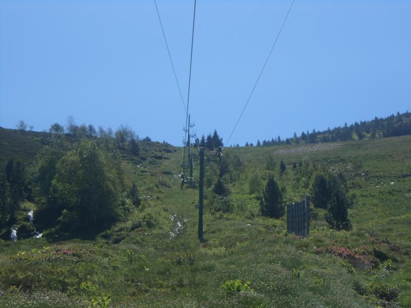Téléski débrayable (TKD) Mounégou Ligne-13