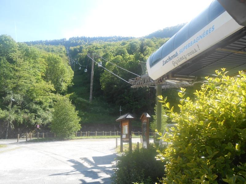 Télécabine débrayable 4 places (TCD4) Luchon Superbagnères Ligne-18