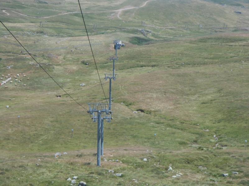 Télésiège débrayable (TSD4) Plomb du Cantal Ligne-20